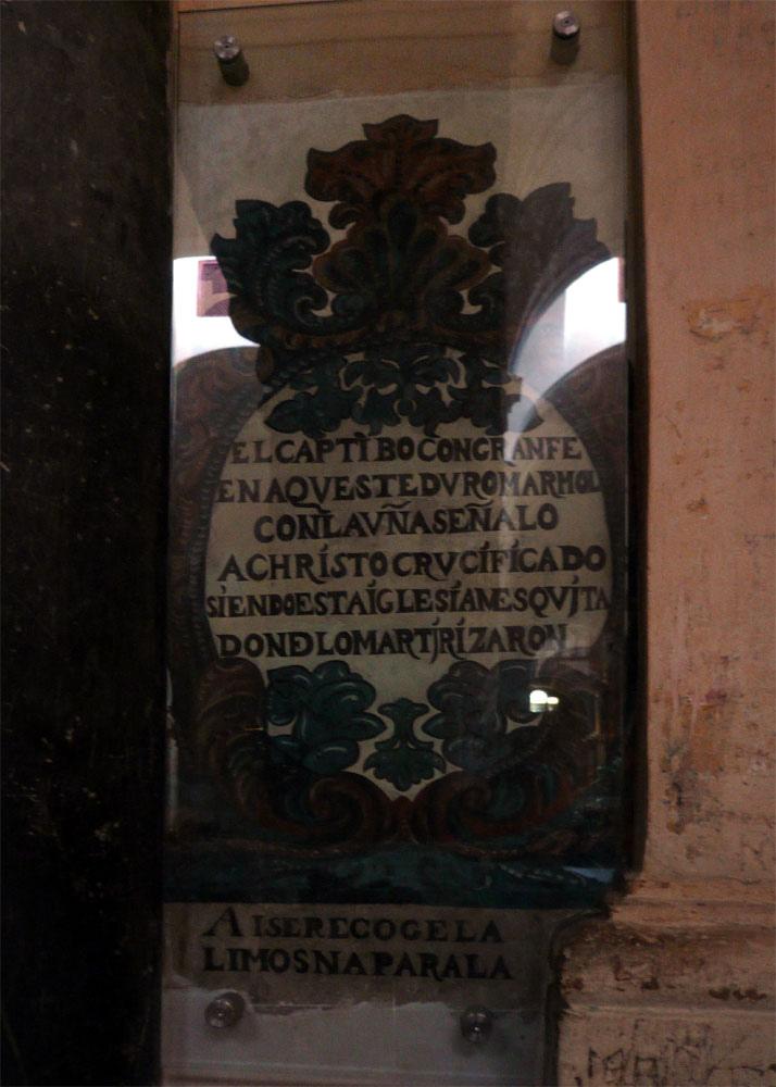 Las marcas de cantero de la Mezquita de Córdoba